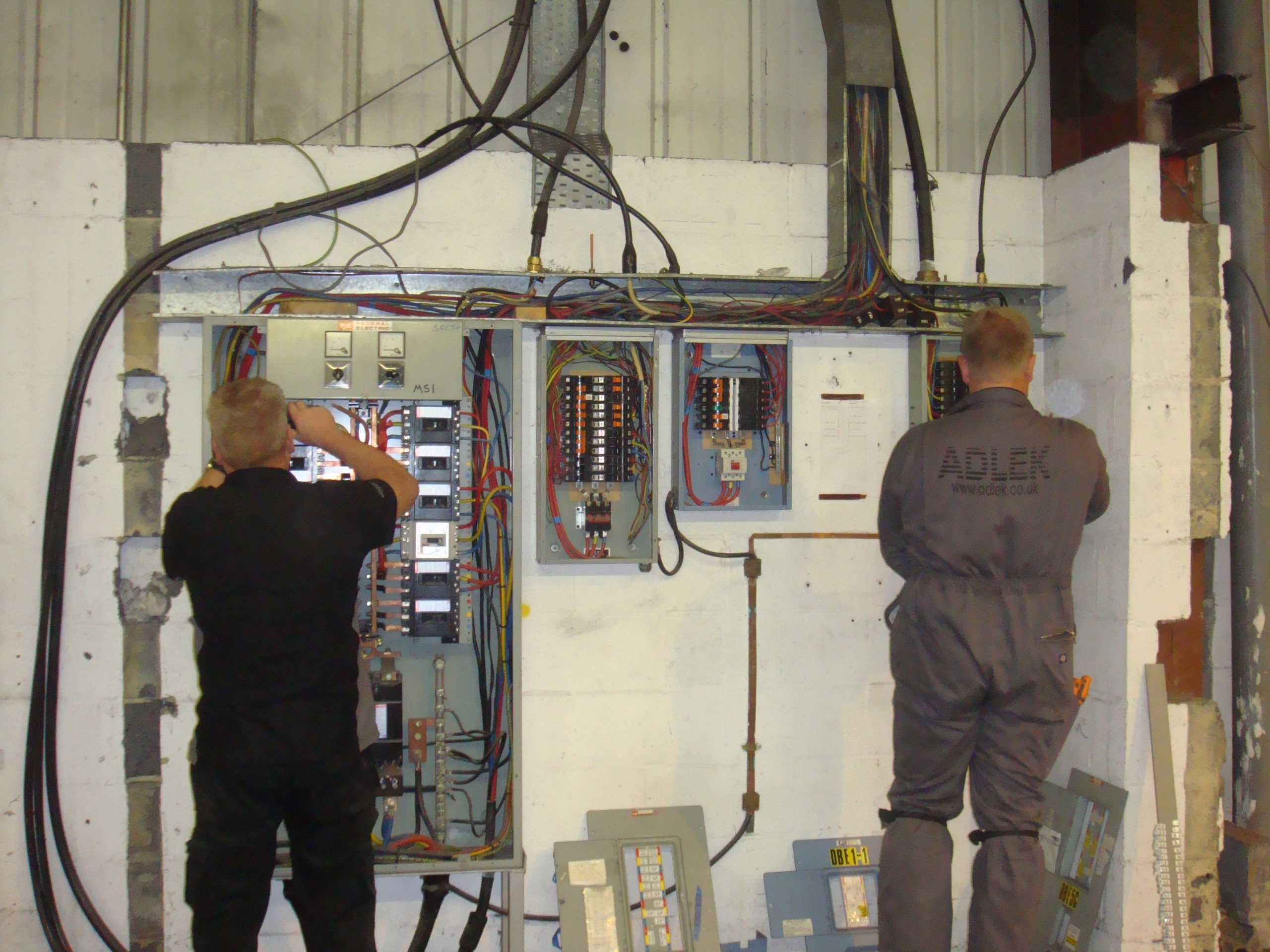 Cabling Installations